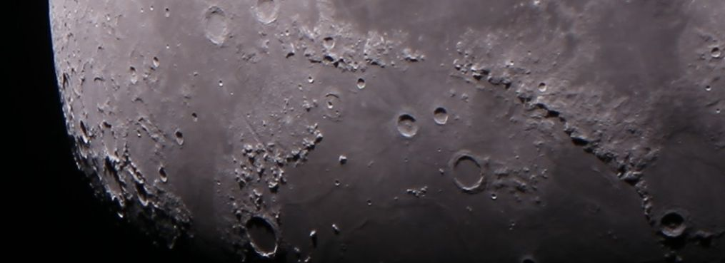 The Lunar Apennines